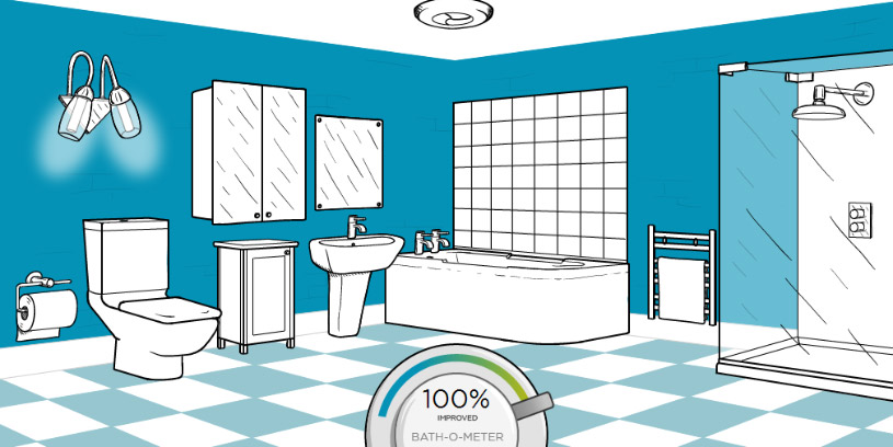 Dynamo Develops Web App For Client Bathrooms Com Dynamo Pr